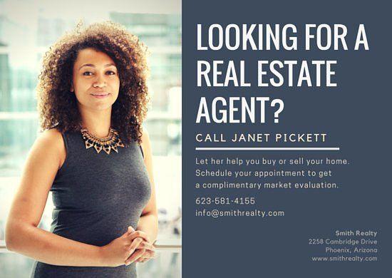 Real Estate Postcard Templates - Canva