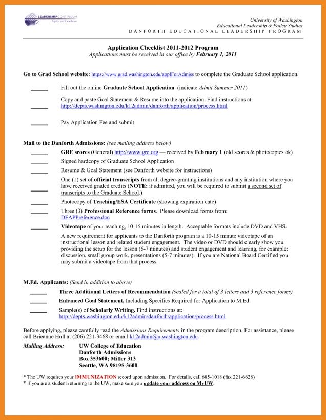 grad school resume | art resume examples