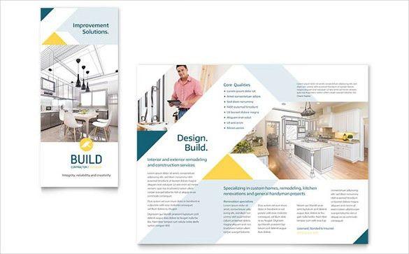 24+ Word Tri Fold Brochure Templates Free Download | Free ...