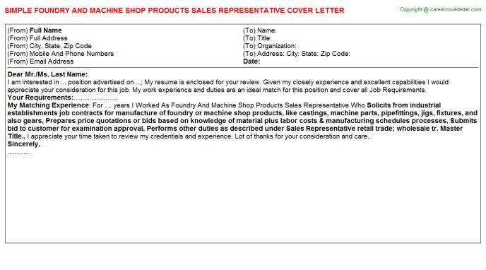 Smoke Shop Cashier Cover Letters