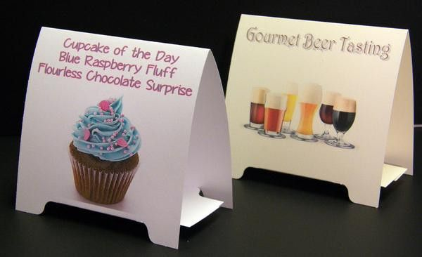 Printable Place Cards for Inkjet or Laser Printers Smooth or Linen ...