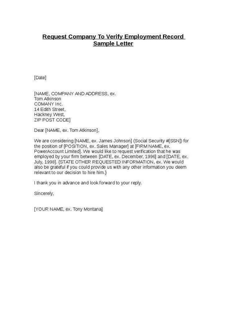 Doc.#12401754: Sample of No Objection Letter from Employer ...