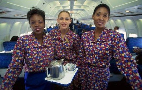 5 Reasons We Loved Air Jamaica Flight Attendants - Jamaicans.com