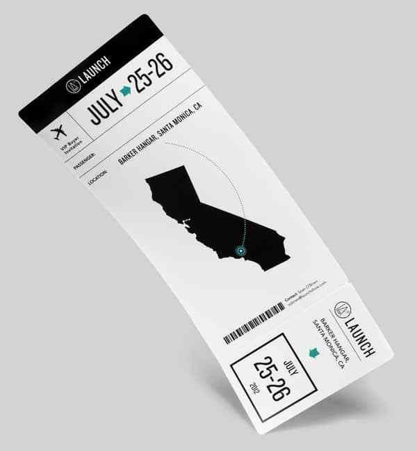 Ticket Design] Best 25 Ticket Design Ideas On Pinterest Ticket ...