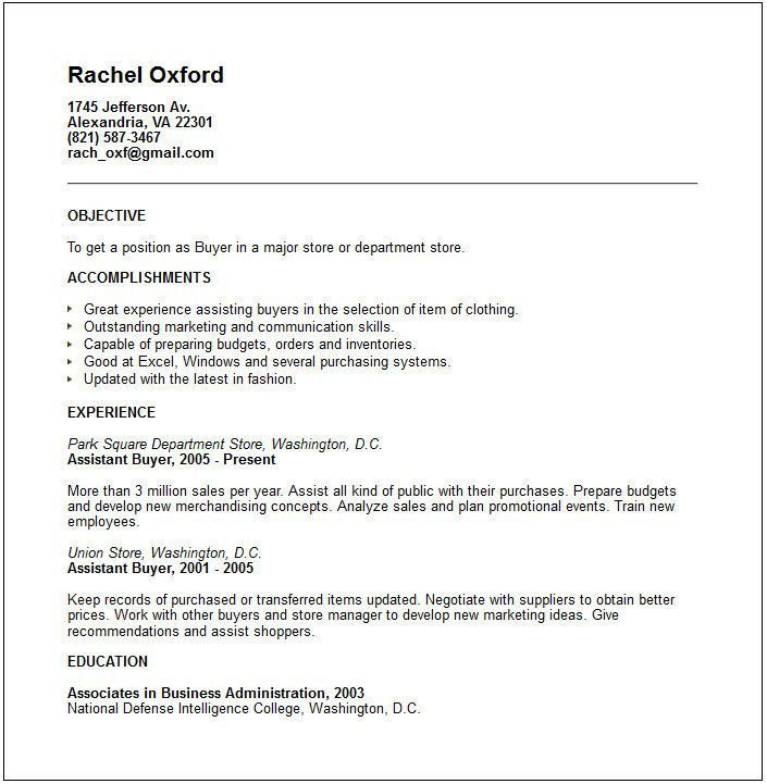 writing a resume objective help resume writing professional help ...