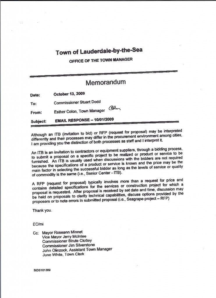 bid cover letter