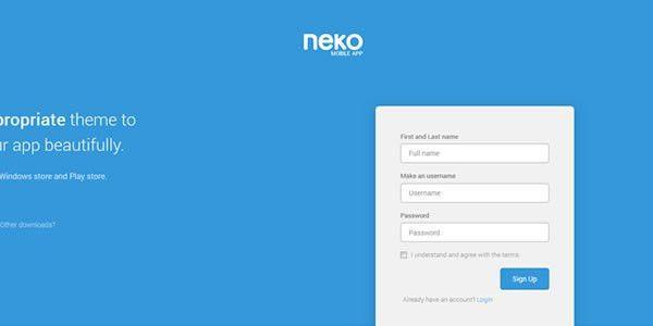 Twitter Bootstrap Landing Page Templates - Web Design Beat