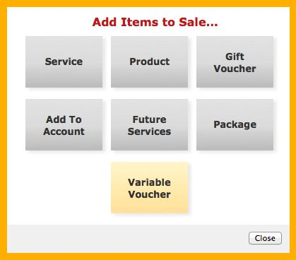 Variable Gift Vouchers—creating vouchers on the fly in POS ...