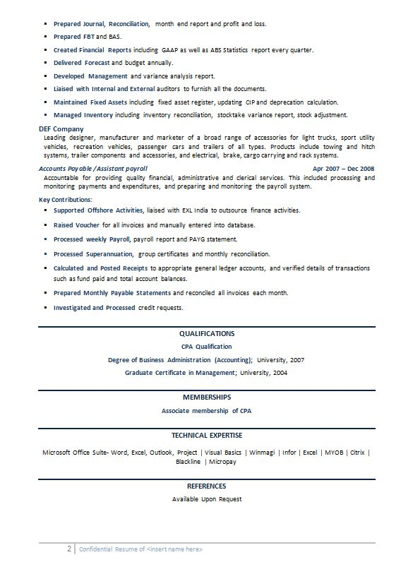 australian resume sample kava in australia australian resume