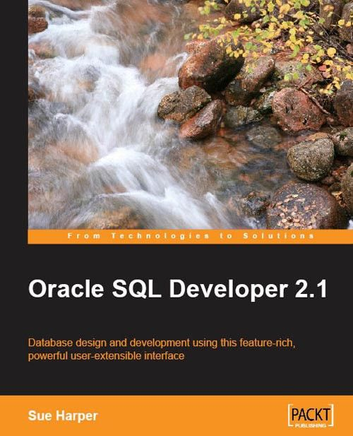 MS Access Queries with Oracle SQL Developer 1.2 Tool | PACKT Books