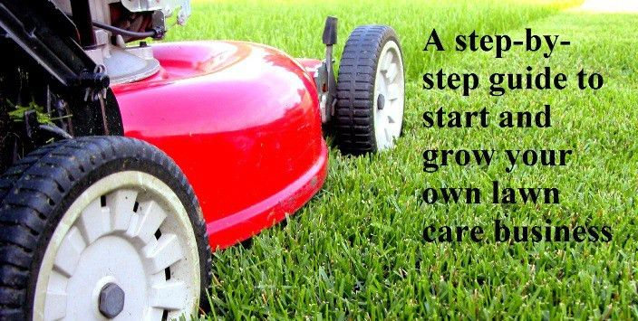 6 Steps of how to start a lawn care business | HireRush