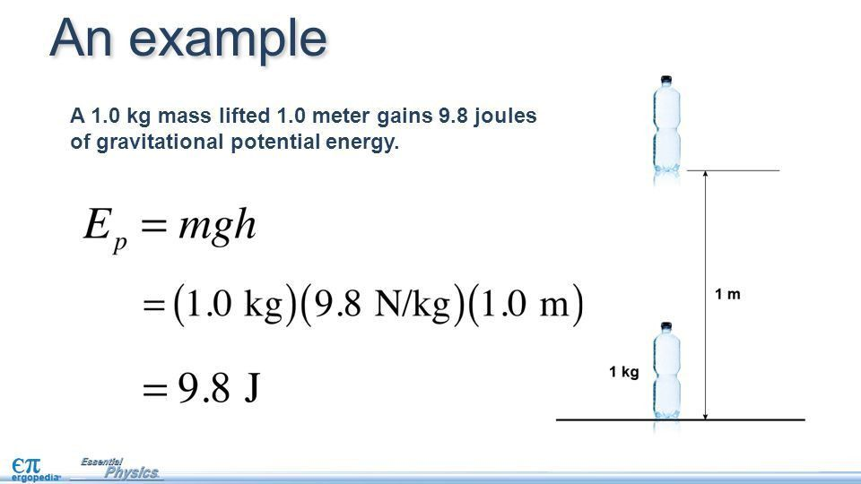 Gravitational potential energy - ppt video online download
