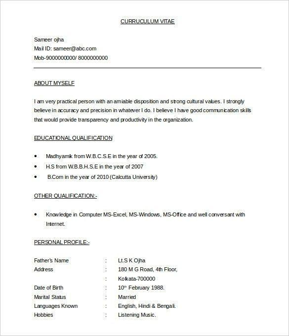 Resume Sample Doc | jennywashere.com