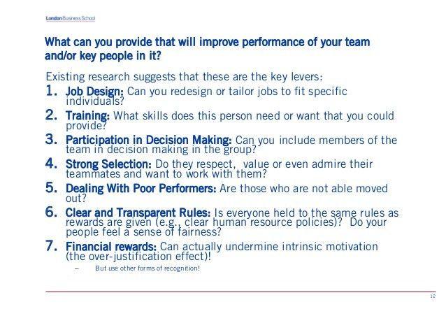 Personal Development Planning