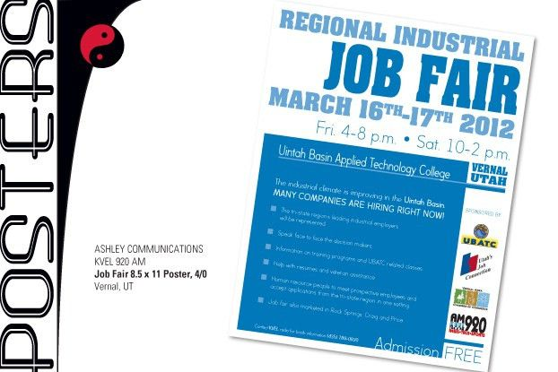 TinyTee Graphics • Teena Hagan » REGIONAL INDUSTRIAL JOB FAIR ...