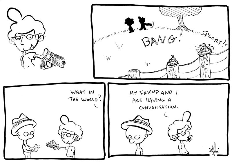 Colloquialism » Yet Another Comic