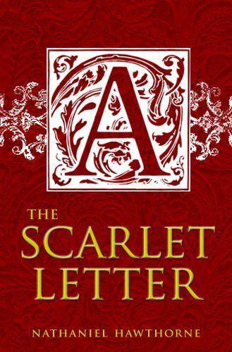 The Scarlet Letter, Nathaniel Hawthorne | theaustralianlegend