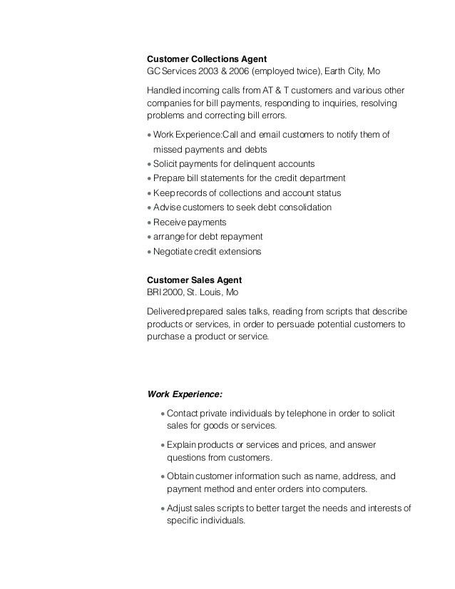 Maurice's resume