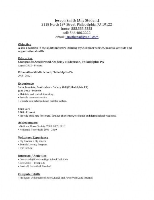 Examples Of Well Written Resumes. Get Started Best Resume Examples ...