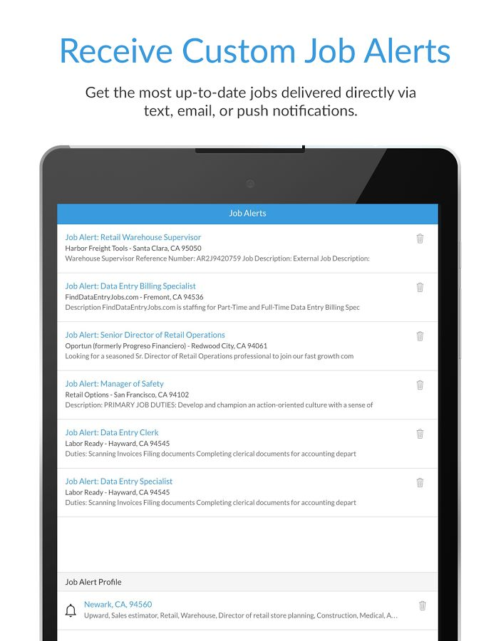 Upward.net - Job Search - Android Apps on Google Play