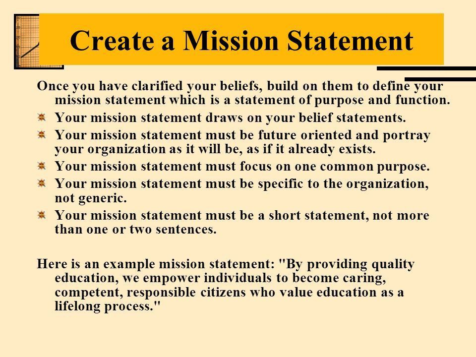 Organisational Mission: Vision, Purpose And Values - ppt video ...