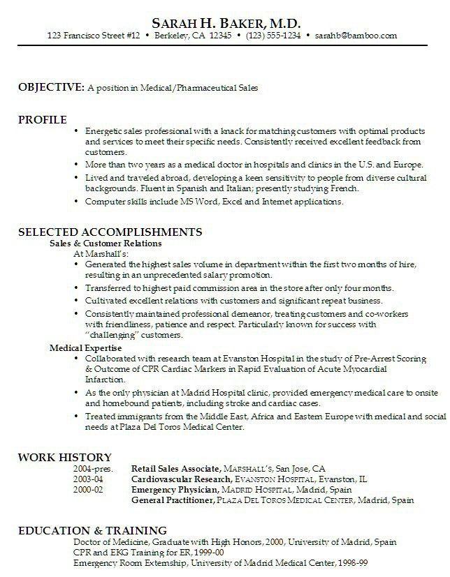 medical billing coordinator resume sample Posts related to Sample ...