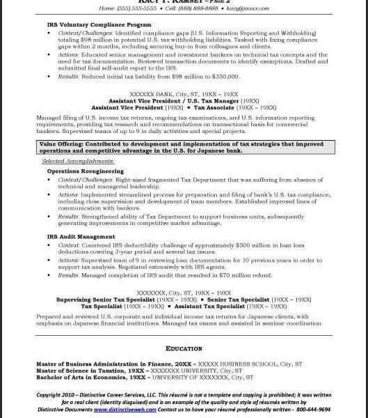 Trendy Idea Investment Banking Resume Example 11 - CV Resume Ideas