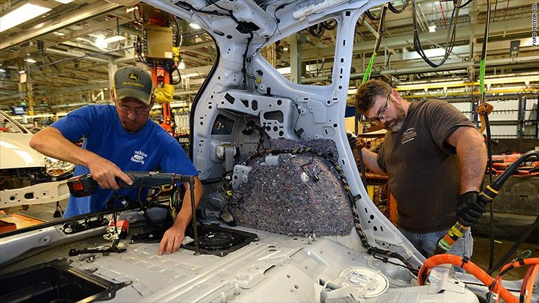 Ford to invest $1.2 billion in Michigan plants - Mar. 28, 2017