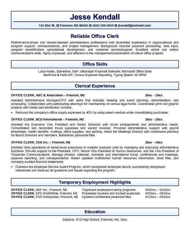 Very Attractive Design Open Office Resume Template 4 Free ...