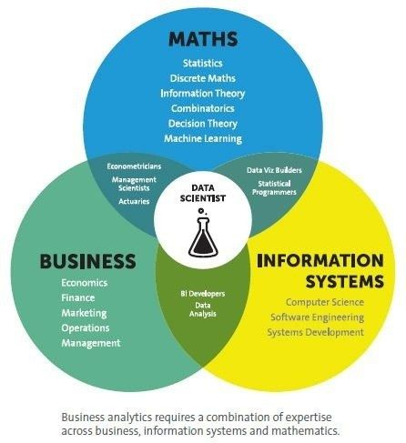 The Difference Between a Data Scientist and a Business ...