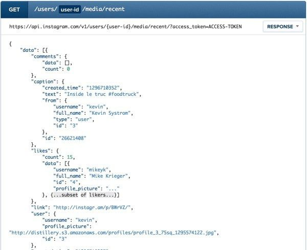 Introduction to the Instagram API