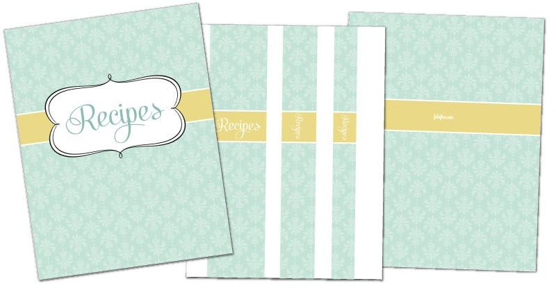 Free Recipe Binder in 3 Color Options! | Fab N' Free