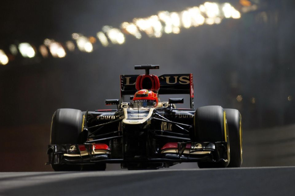 Dubai's Emaar races ahead with F1 sponsorship - Sport,Industries ...