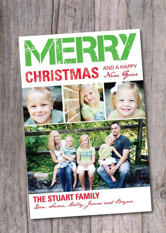 20 best Christmas card ideas images on Pinterest | Christmas ideas ...