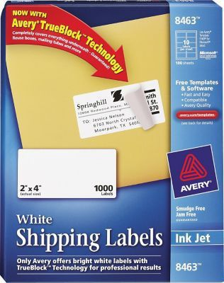 Labels | Product, Shipping & Address Labels | Staples®