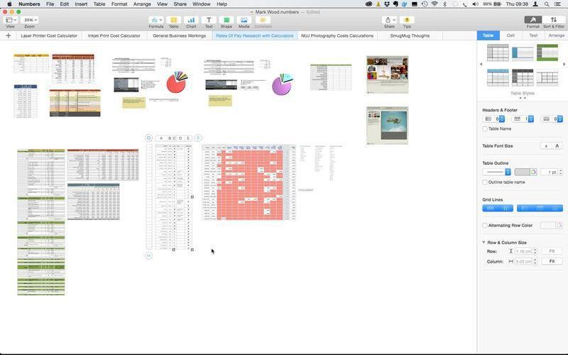 Learn how to use Apple's spreadsheet program, Numbers - Macworld UK