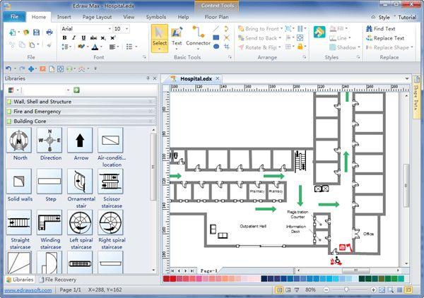 Fire Escape Plans, Free Download Fire Escape Plan Software