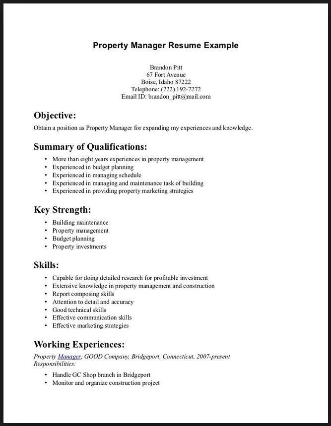 What Are Good Skills To Put On A Resume | Best Business Template