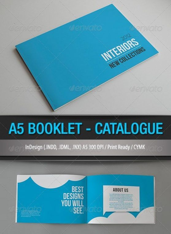 booklet template