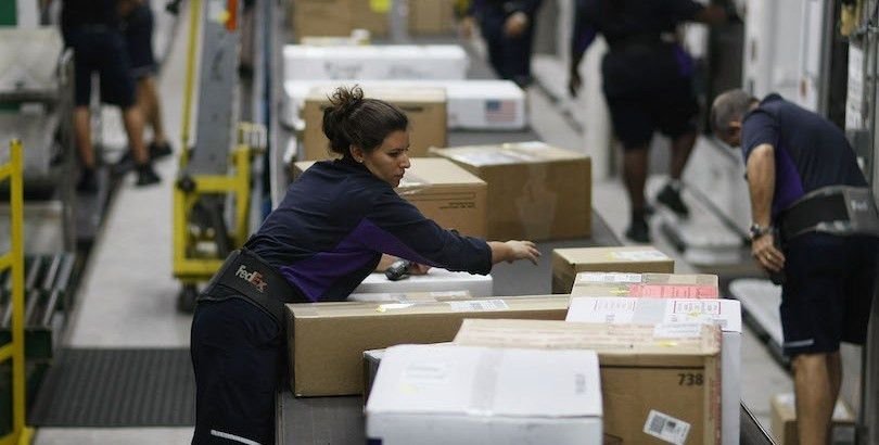 Fedex Jobs, temporary holiday hires by fedex, ups boost job number ...