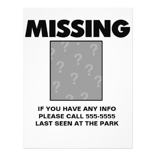 18+ [ Lost Pet Flyer Template ] | 21 Free Missing Cat Poster ...