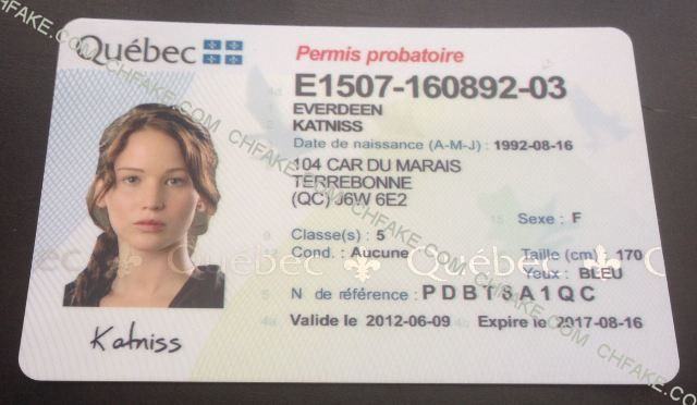 Buy Quebec Fake ID – Buy Fake ID | Scannable Identification