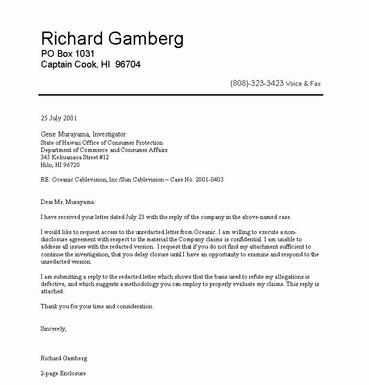 sample of child support letters child support letters. cover letter ...