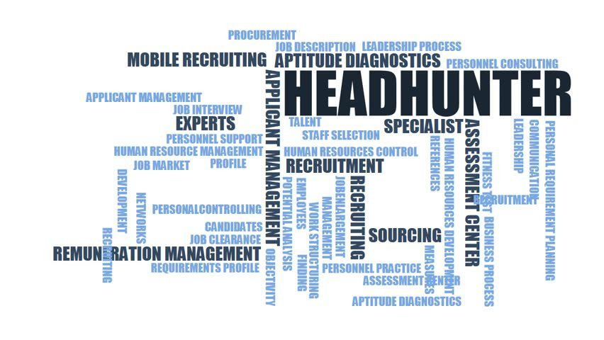 APPLICANT MANAGEMENT - Word Cloud / Wordcloud With Terms About ...