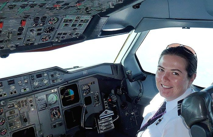 Flying FedEx airfreight cargo - what it takes to be a female pilot ...