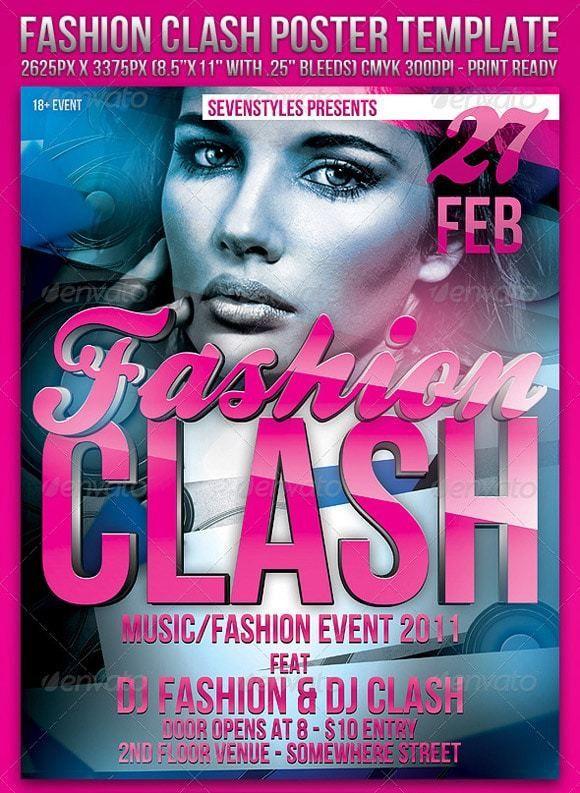 Flyer Templates: 30 Premium Party Advertisement Designs ...