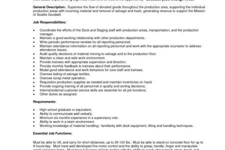 ups resume ups package handler resume review ups package handler ...