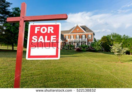 House For Sale Sign Stock Images, Royalty-Free Images & Vectors ...