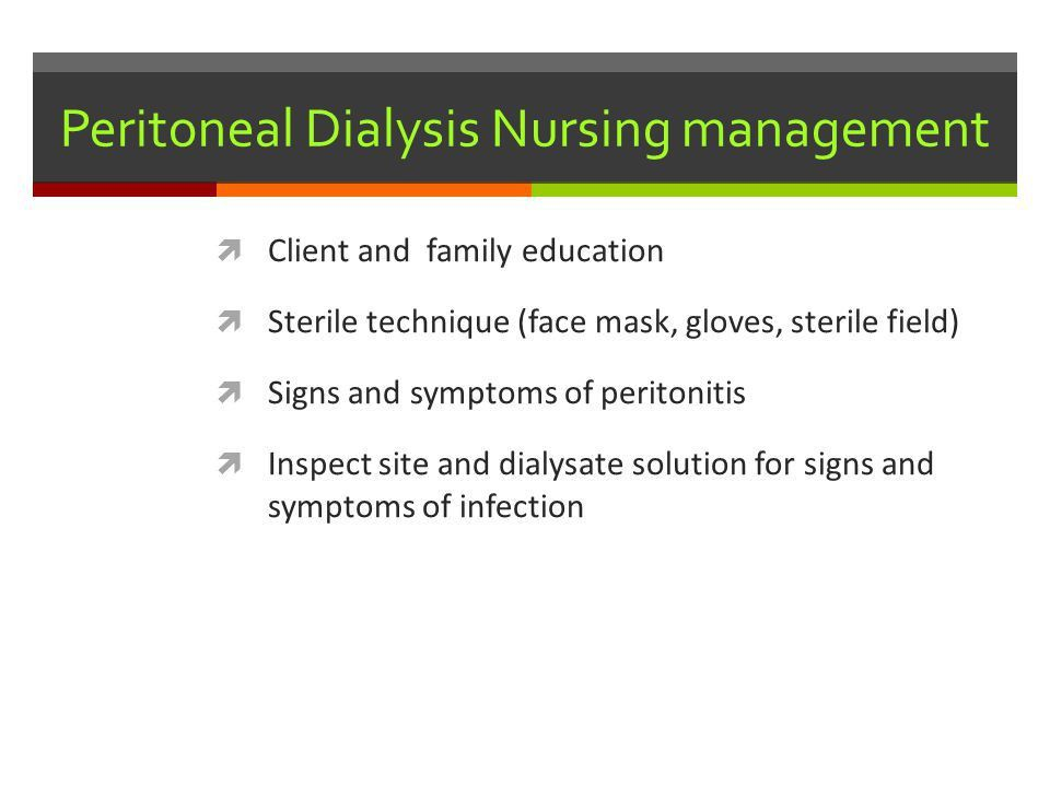 Kidney Failure and Dialysis - ppt download