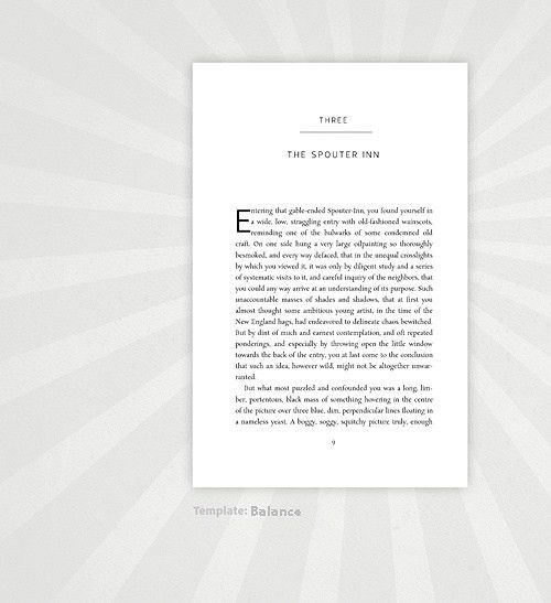 41 best Book Design Templates images on Pinterest | Book design ...